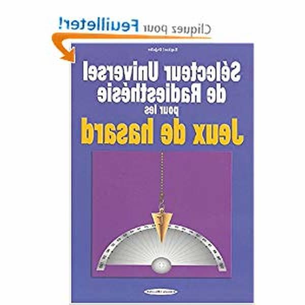 radiesthesie niveau 1 pdf
