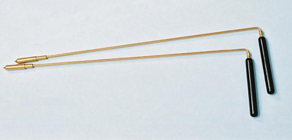 fabriquer baguette radiesthesie