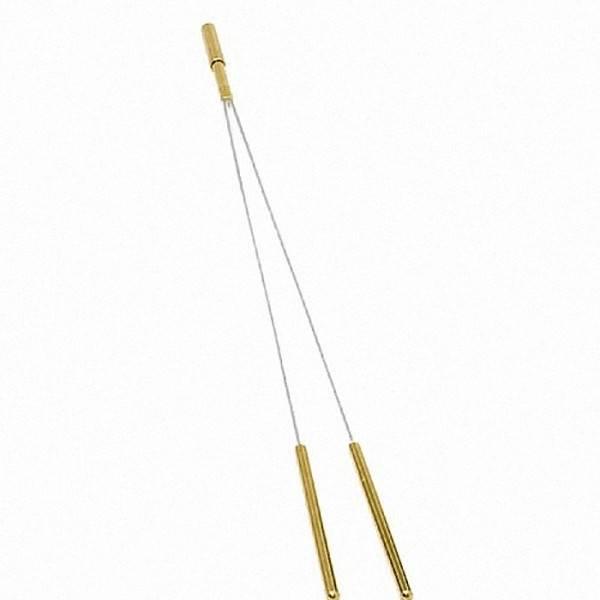 pendule radiesthesie metal
