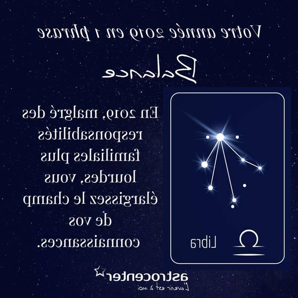astrologie maya 2019