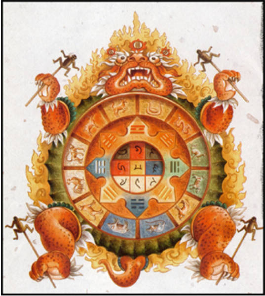 astrologie noire balance