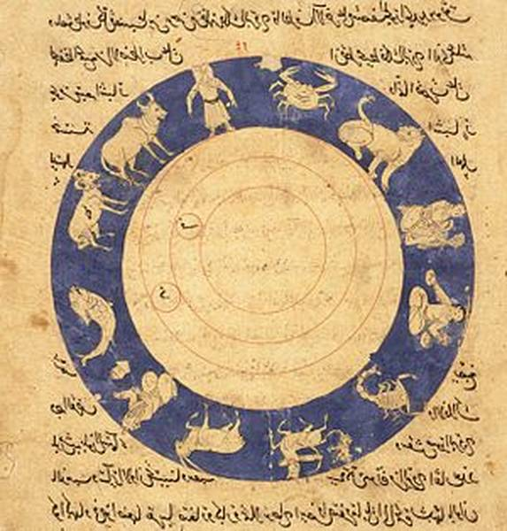 astrologie arabe arc